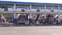 Libur Panjang, Puluhan Ribu Penumpang Berangkat dari Terminal Bungurasih