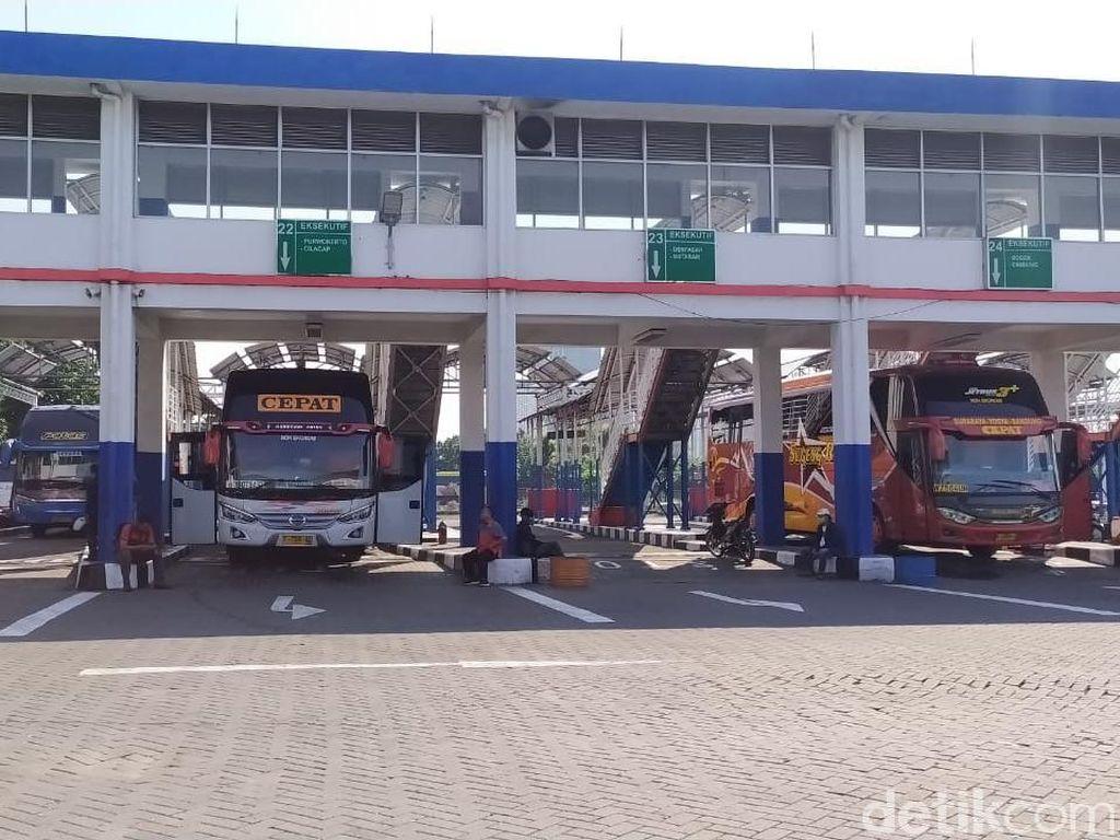 Penumpang Bus Naik 20 Persen Saat Libur Long Weekend Paskah