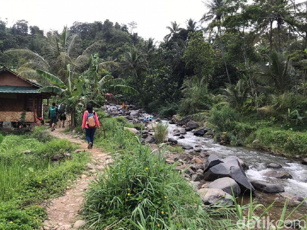 Nagih Banget! Hiking di Sentul