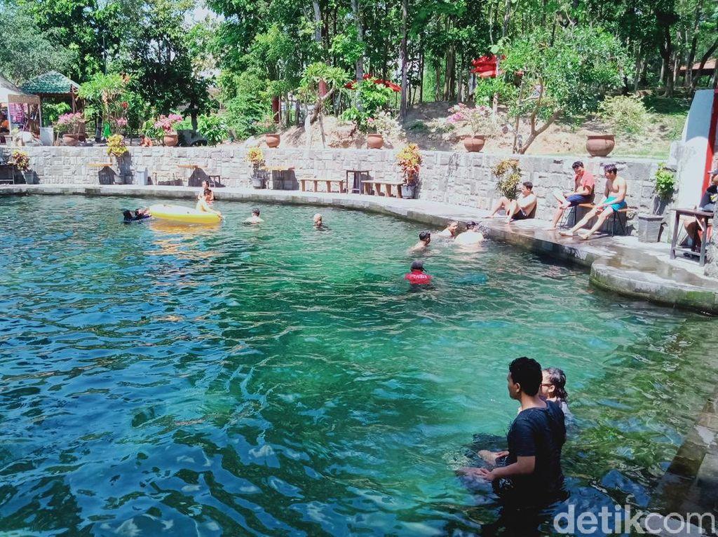 Objek Wisata Air Klaten Ada yang Nekat Buka Meski Dilarang, Ini Sebabnya