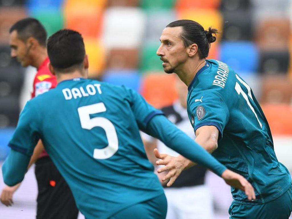 Tenang, Milan Punya Ibrahimovic Sang Juara