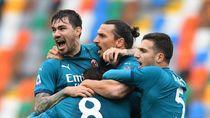 Video Aksi Gemilang Ibrahimovic yang Bikin Milan Menang Lagi