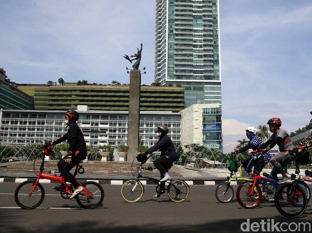 Ada Jasa Pengawalan Sepeda biar Nggak Dibegal, Segini Biayanya