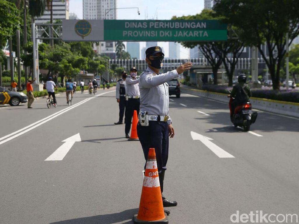 Cegah Begal, Petugas Disiagakan di Jalur Sepeda