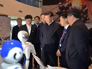Cetak Biru Pembangunan dan Prospek Modernisasi China 2020-2050