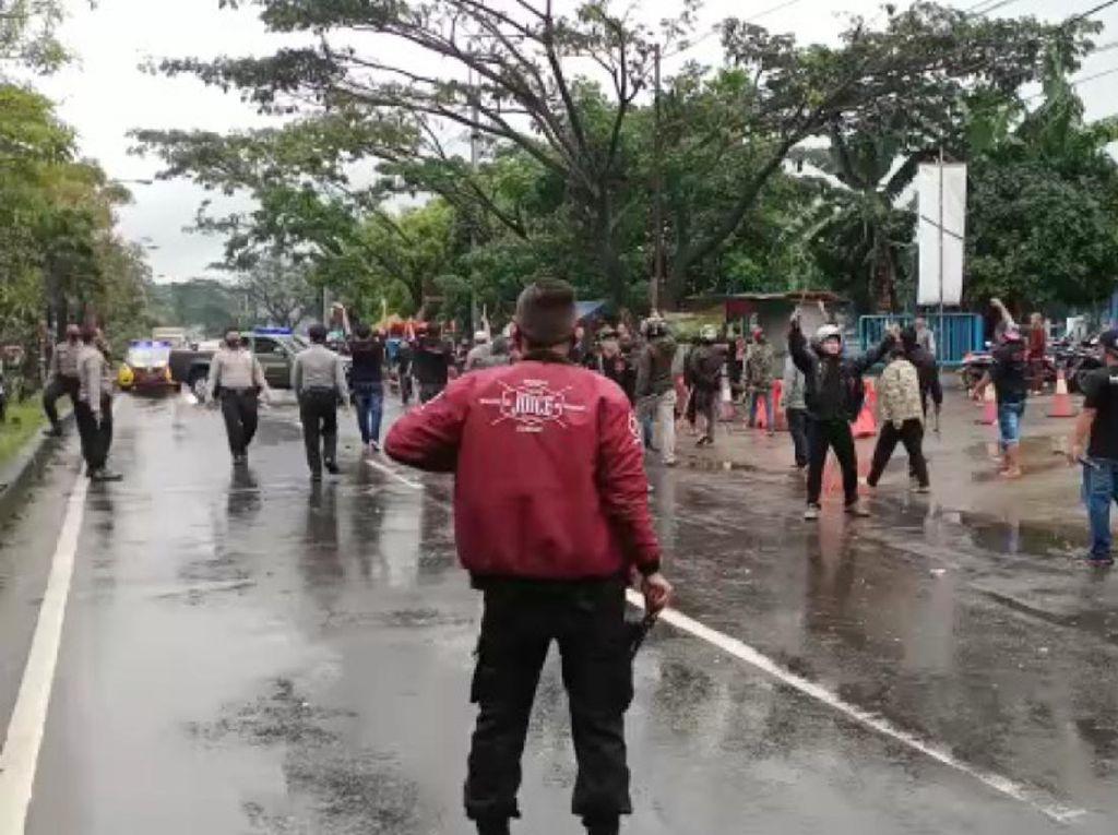 Massa Sapu Jagat-BPPKB Tercatat 2 Kali Bentrok di Sukabumi, Ini Faktanya