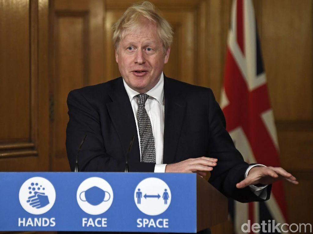 Pasokan Nuklir Inggris Ditambah Demi Jamin Keamanan