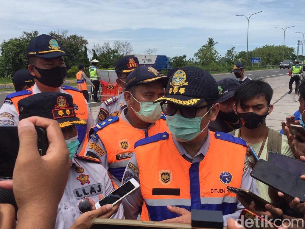 Arus Balik Libur Panjang, 270 Ribu Kendaraan Diprediksi Menuju Jakarta
