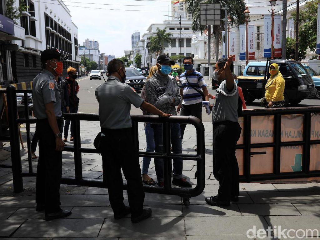Mulai Hari Ini, Tak Semua Kendaraan Bermotor Boleh Lewat Kota Tua Jakarta
