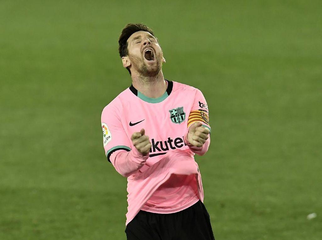 Gaji Tinggi Messi yang Bikin Karyawan Barca Bisa Kena PHK