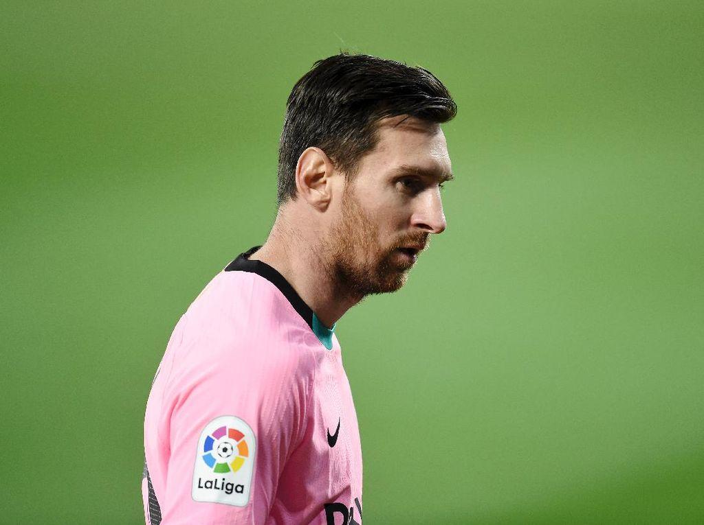 Satu Kesalahan Lionel Messi yang Kini Lagi Capek