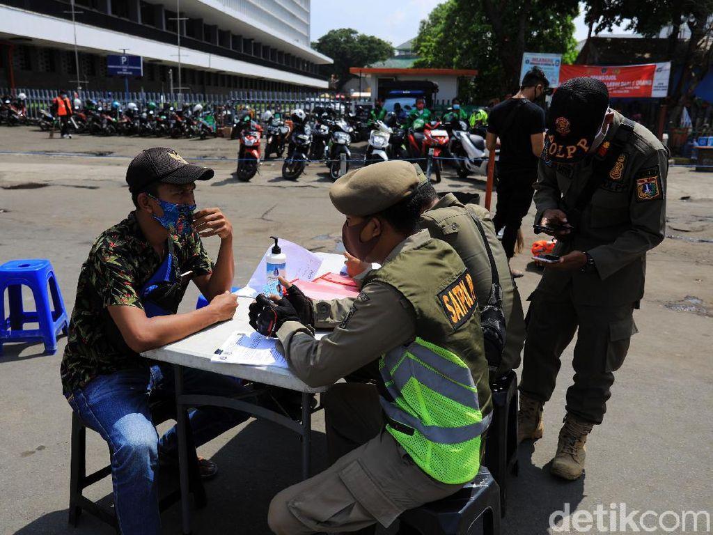 Gokil! Total Denda Tak Pakai Masker di DKI Terkumpul Rp 5 Miliar