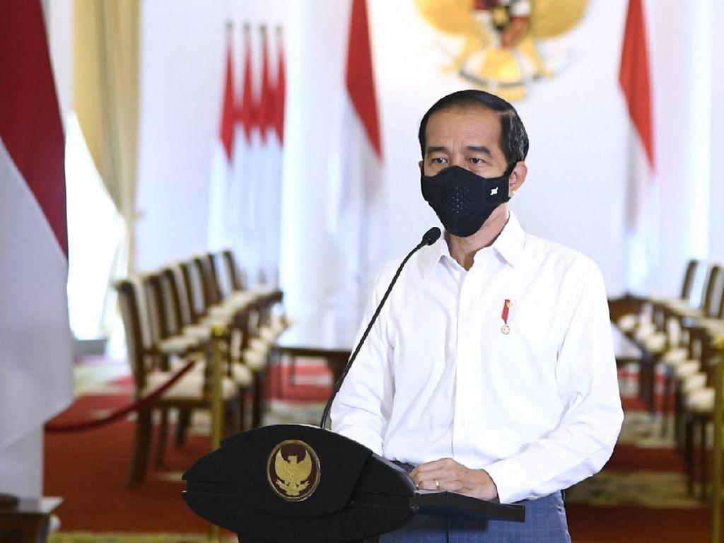 Pekan Kebudayaan Nasional 2020 Dibuka, Jokowi: Pandemi Tak Halangi Seniman