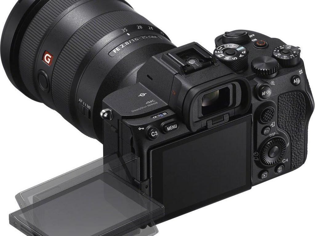 Sony A7S III, Kamera Terbaik untuk Videografi