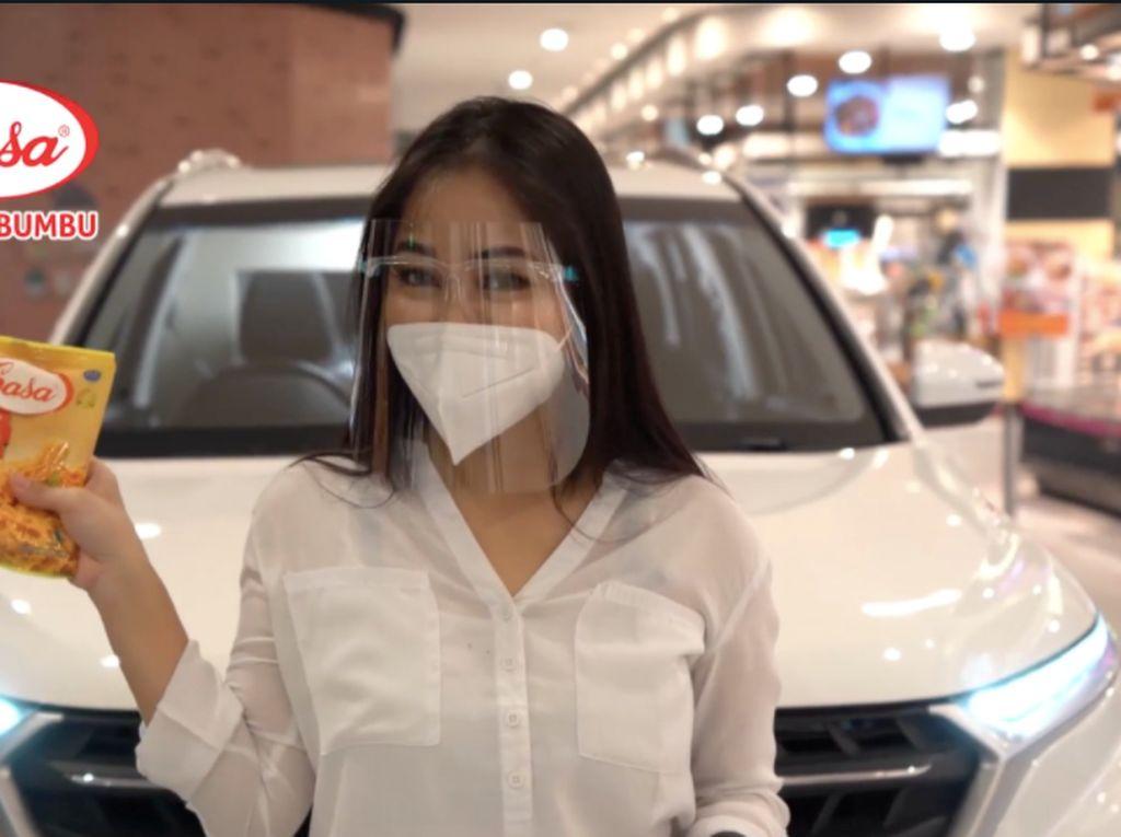 Terungkap! Mobil Viral Masuk Mal Harganya Hanya Rp 20.000