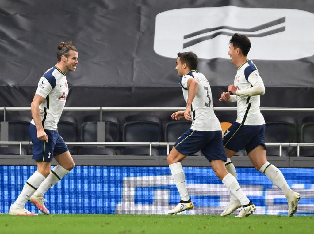 Tottenham Vs Brighton: Menang 2-1, The Lilywhites Dekati Liverpool
