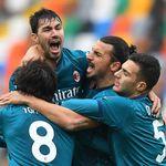 Wow! Zlatan Ibrahimovic Bagi-bagi PS5 ke Para Pemain AC Milan