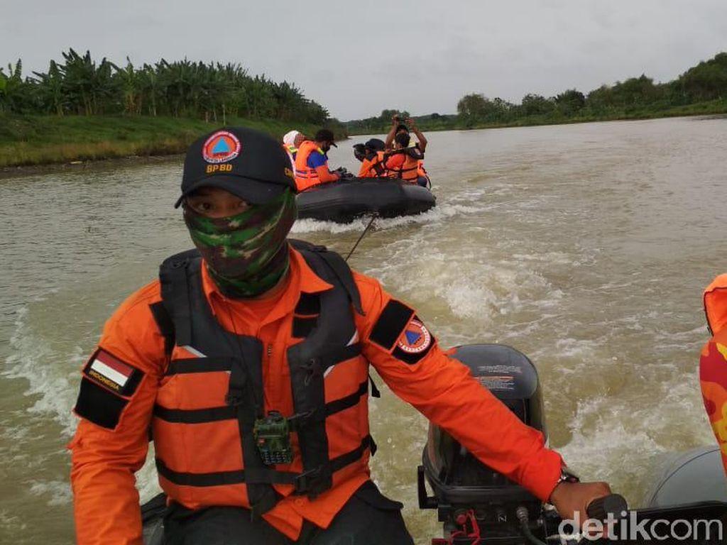 6 Tanggul Sungai Bengawan Solo di Lamongan Rawan Longsor