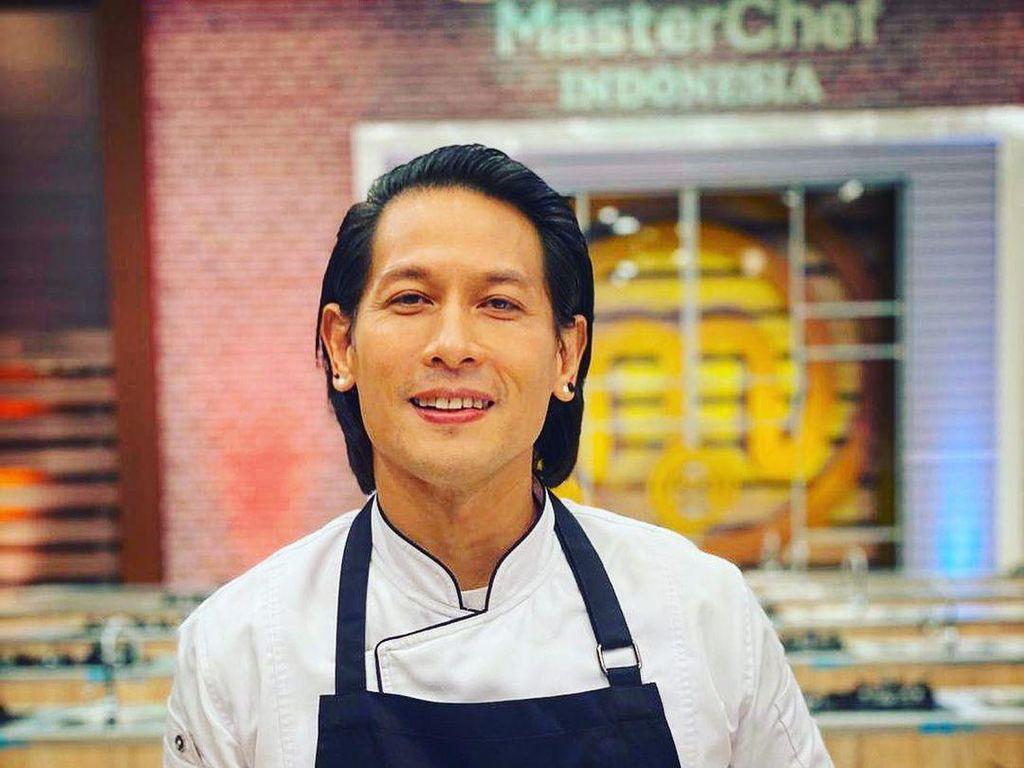 Omongan Chef Juna soal Anak Jadi Sorotan, Bikin Cewek Klepek-klepek