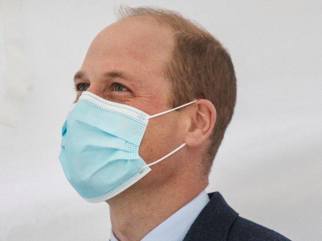 Pangeran William Positif COVID-19 Bulan April, Sengaja Dirahasiakan
