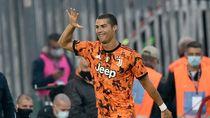 Ronaldo Comeback! Cetak Dua Gol Saat Juventus Hajar Spezia 4-1