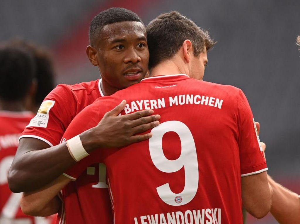 Klasemen Liga Jerman: Bayern Teratas, Dortmund Kedua