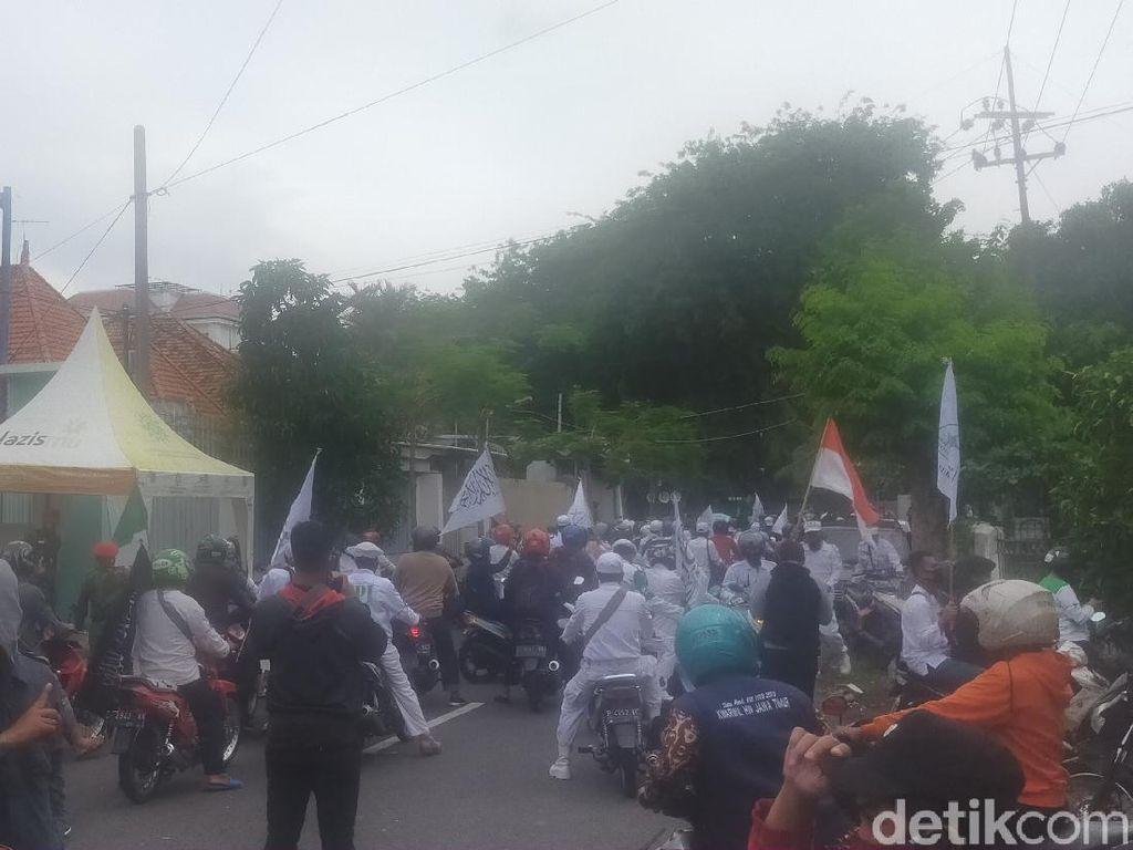 Ada 2 Demo di Surabaya, 1.801 Personel Keamanan Disiagakan