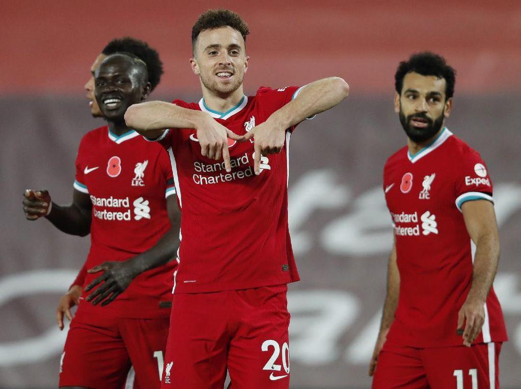Liverpool Bukan di Antara Jota atau Firmino