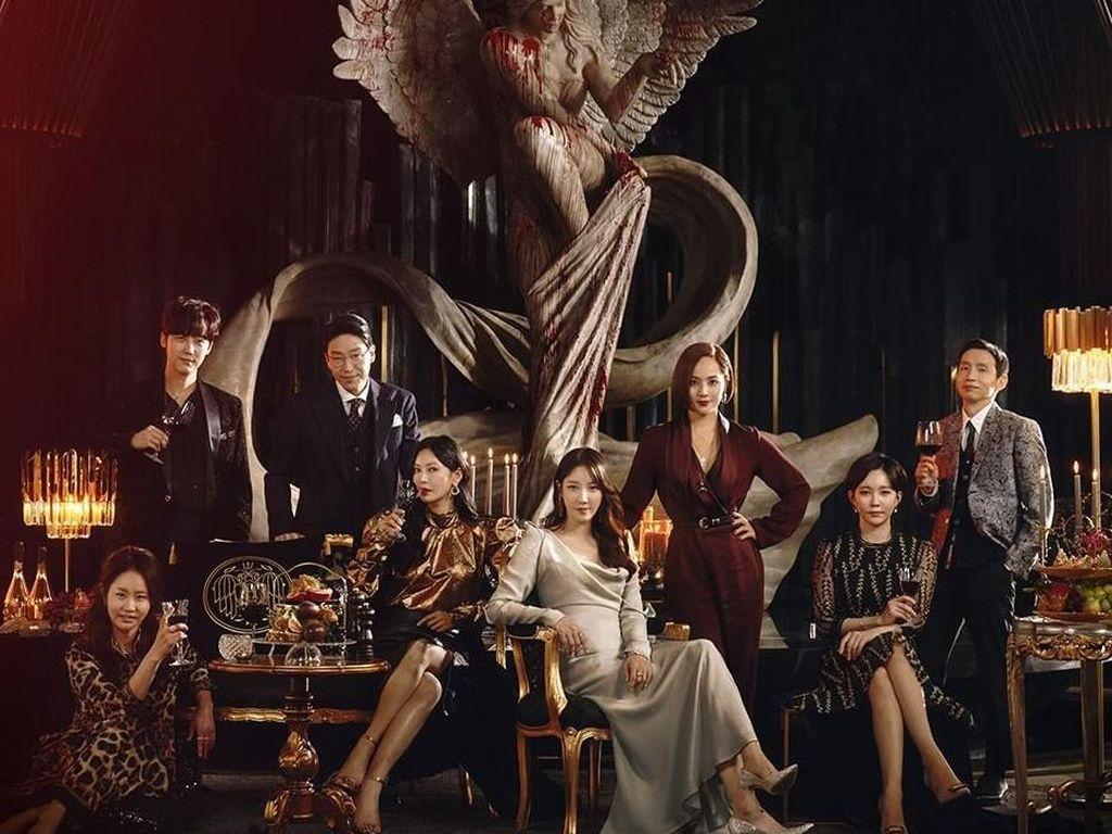 6 Hal Tentang Drakor The Penthouse, Diprotes Penonton Tapi Ratingnya Tinggi