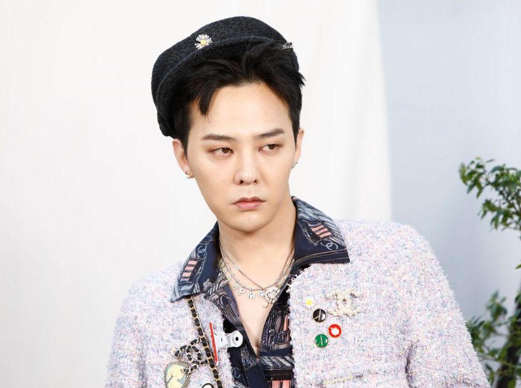G-Dragon Dikabarkan Siap Rilis Lagu Baru
