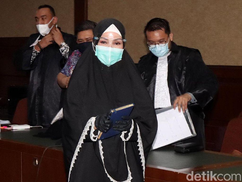 Pengakuan Saksi Kenalkan Djoko Tjandra ke Pinangki di Malaysia