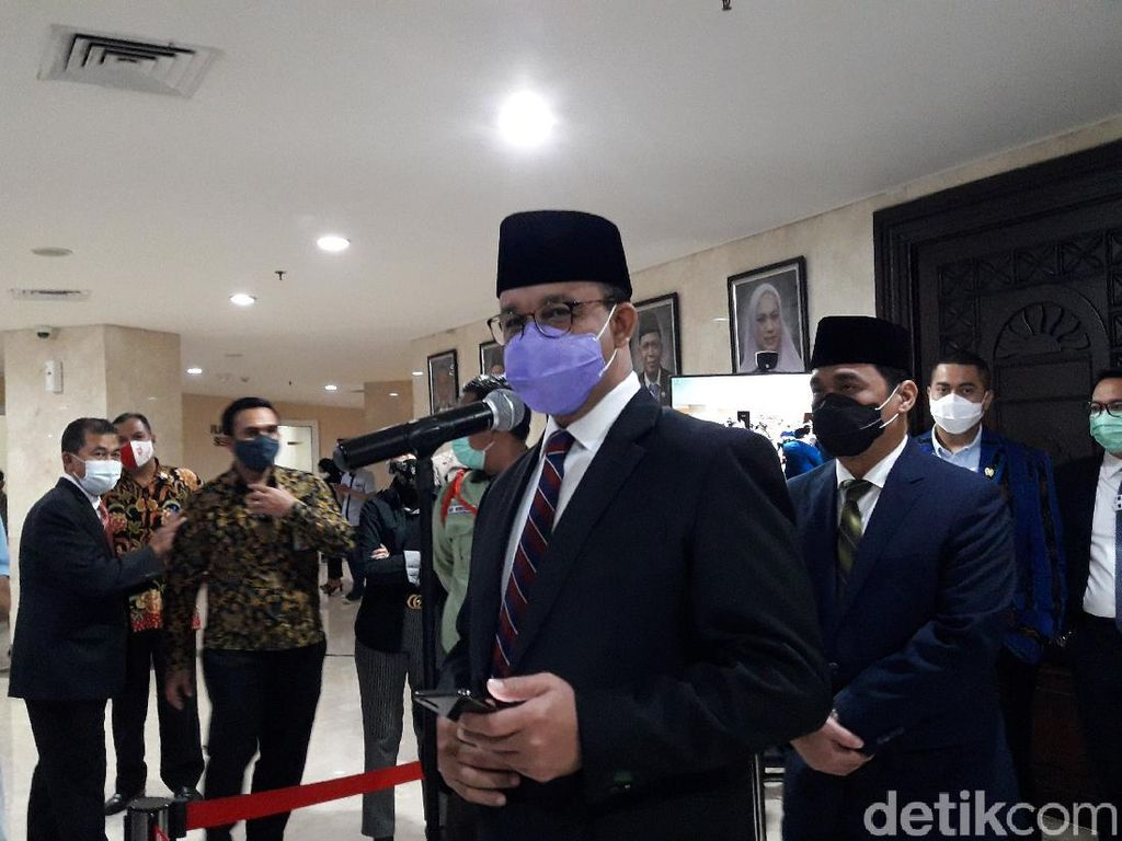Video Anies Bandingkan Penanganan Acara Habib Rizieq dengan Pilkada