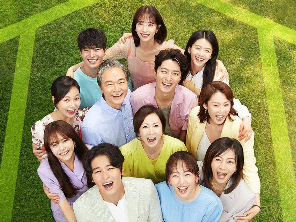 6 Drama Korea dengan Rating Tertinggi Selama Oktober