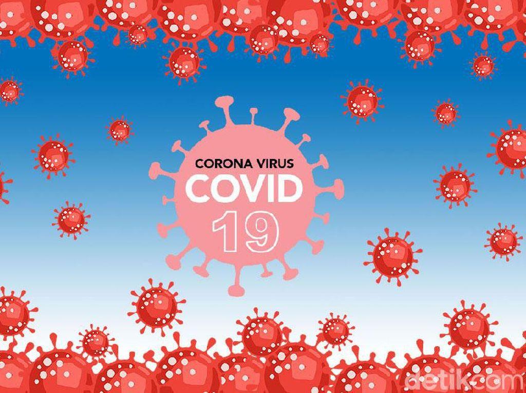 Peta Zonasi COVID-19 Terbaru: Zona Merah Turun, Oranye Meningkat