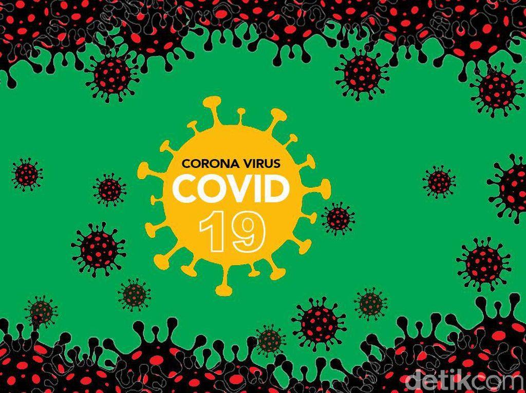 DKI Jakarta Terbanyak, Ini Sebaran 6.208 Kasus Baru Corona Hari Ini