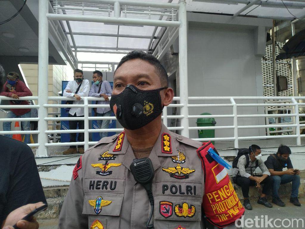 Polisi Selidiki Motif Pelajar Asal Bogor Bawa Pistol Mainan Saat Demo FPI