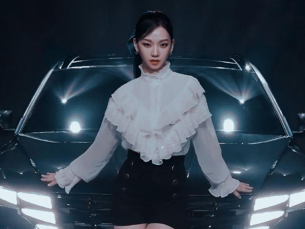 Karina AESPA Tampil Menawan di Iklan Mobil Bareng Kai EXO