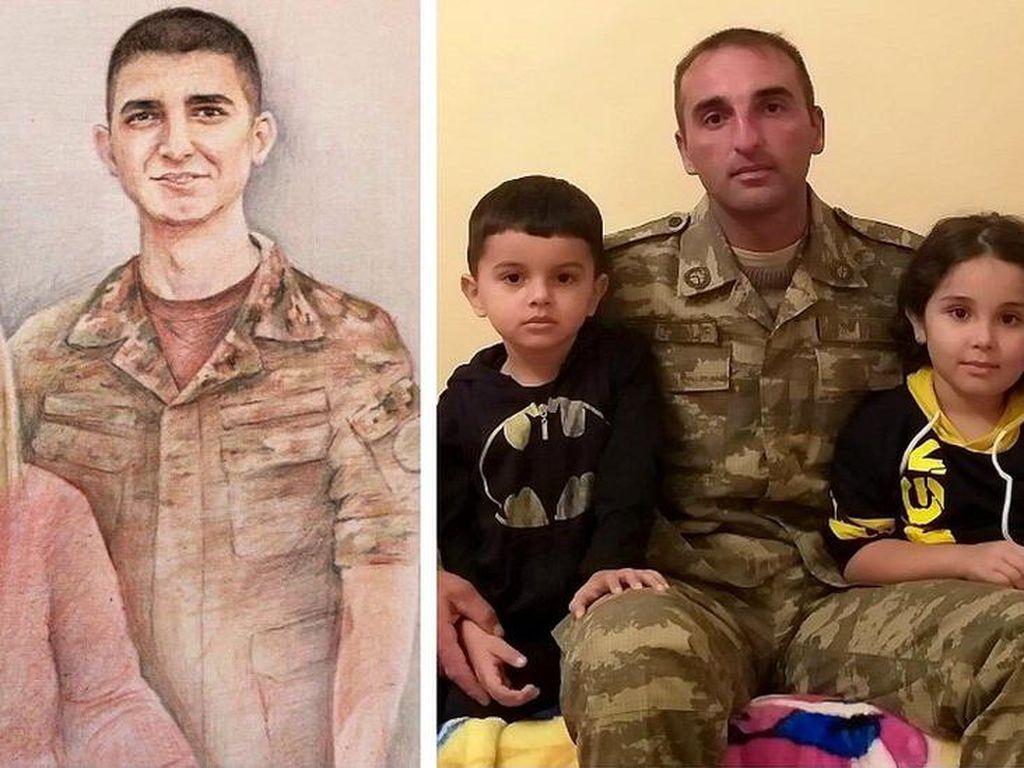 Kisah Keluarga yang Kehilangan Putranya dalam Konflik Nagorno-Karabakh