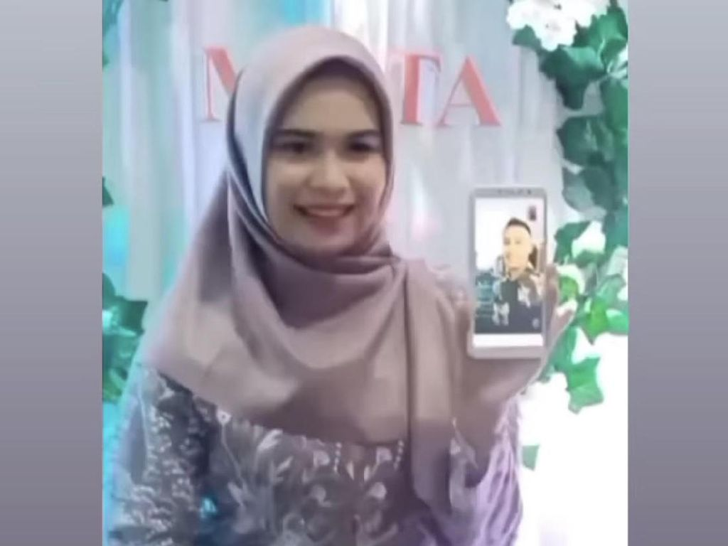 Calon Suami Nggak Dapat Cuti Kerja, Kisah Viral Wanita Dilamar Online