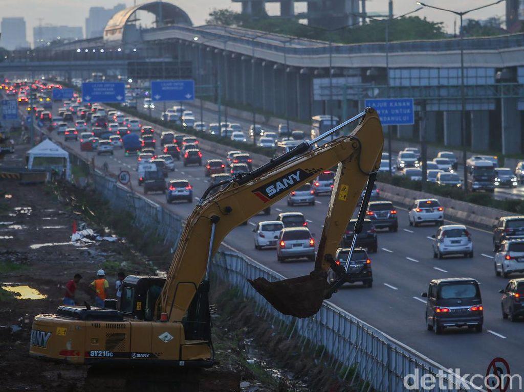 Arus Balik Libur Panjang, 347 Ribu Kendaraan Masuk Jakarta