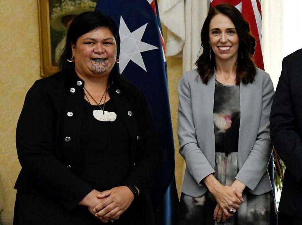 Gay dan Wanita Bertato di Dagu di Kabinet PM Selandia Baru
