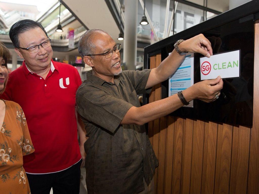 SG Clean Jadi Senjata Singapura Ciptakan Pariwisata Aman