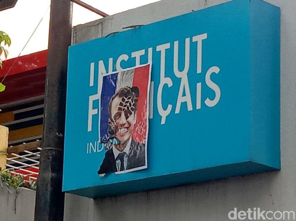 Penampakan Kantor IFI Bandung yang Disegel Massa Aksi Bela Nabi