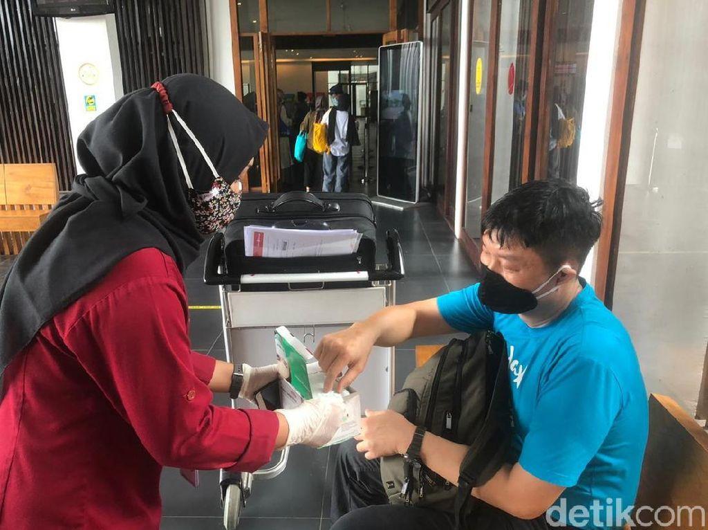 Selama Long Weekend, Bandara Banyuwangi Layani 1.932 Penumpang