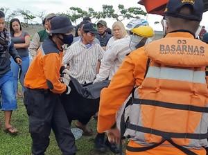 Terseret Ombak di Pantai Batu Bintang, Remaja Sukabumi Ditemukan Tewas
