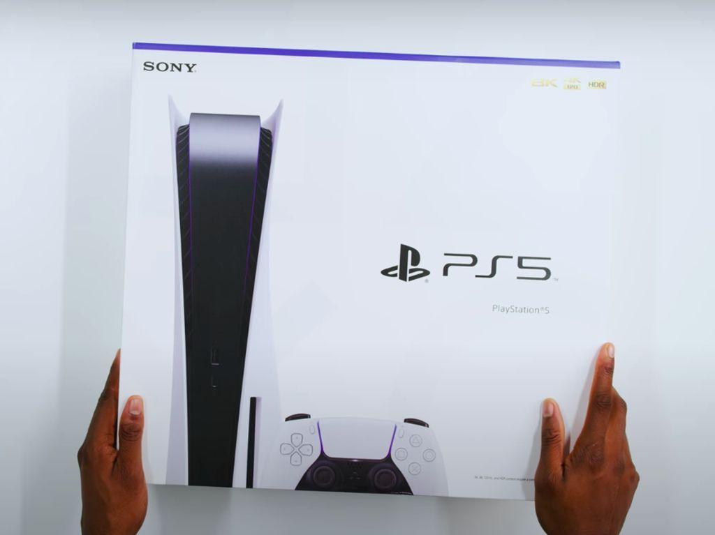 Penjualan PS5 Tembus 4,5 Juta Unit, Sony Revisi Target Laba