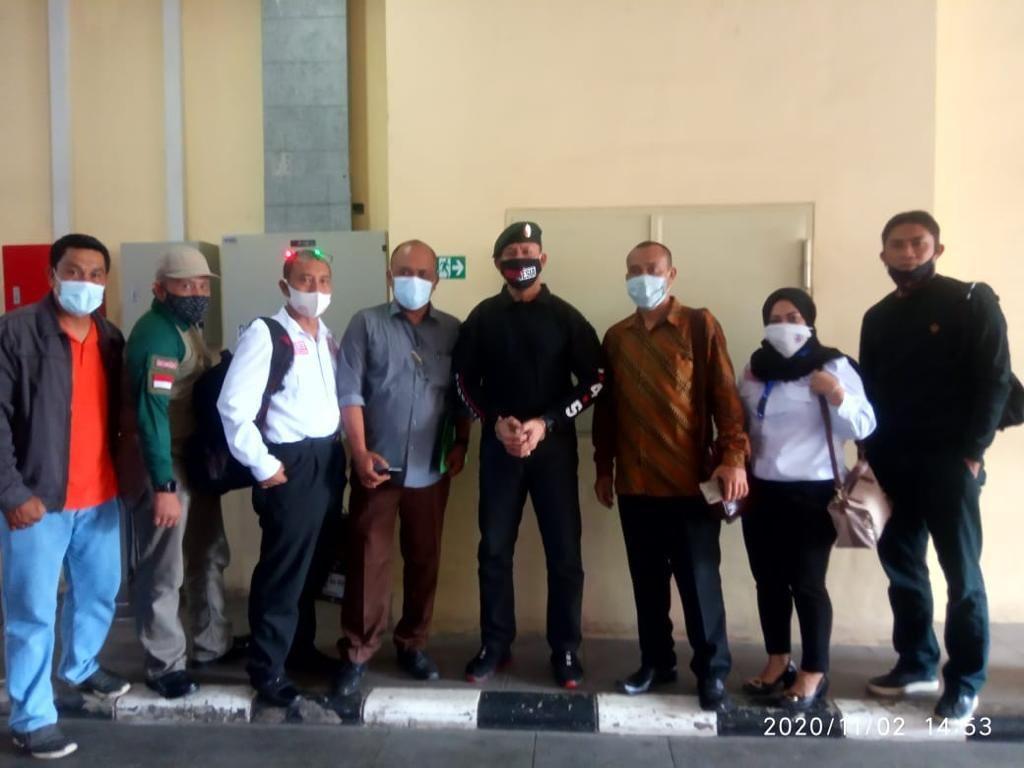 Ruslan Buton Dapat Cuti Peringati 40 Hari Wafatnya Istri di Bandung