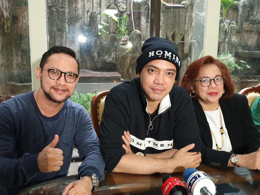 Sandy Tumiwa Akhirnya Pulang Usai 3 Bulan Jalani Rehab
