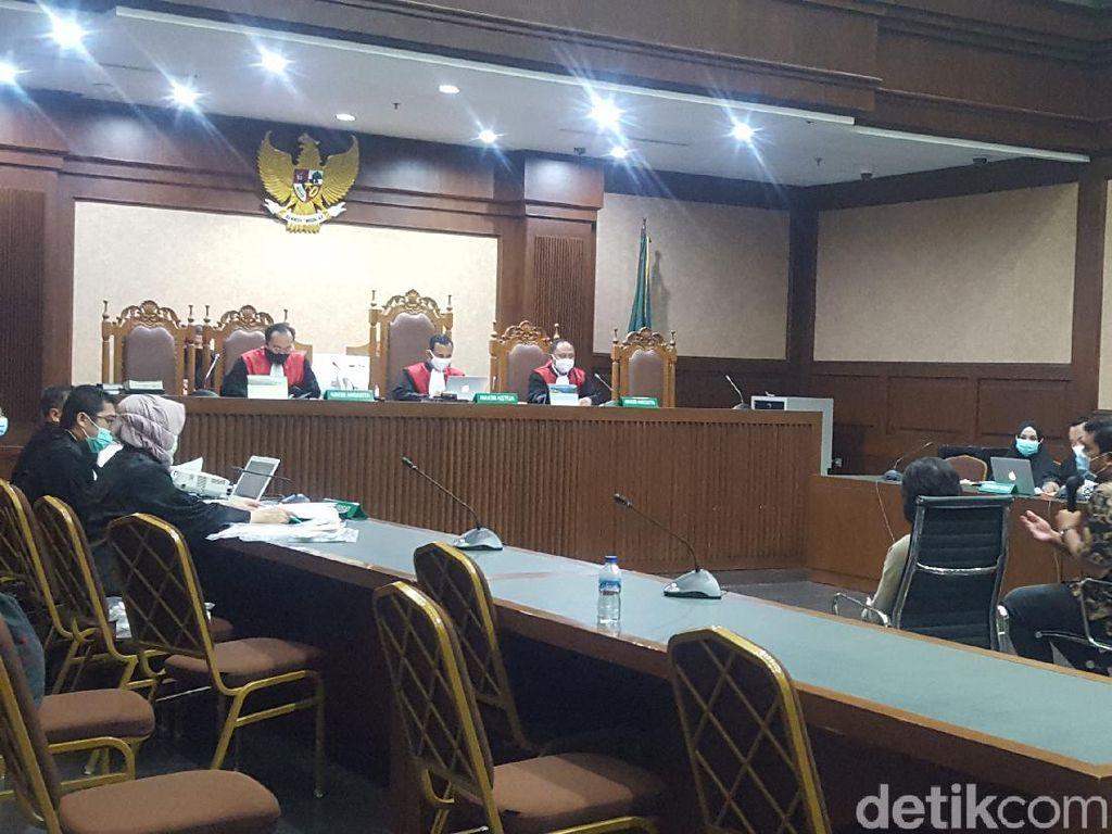 Pinangki Jalani Sidang Lagi, Jaksa Panggil Saksi dari Ditjen Imigrasi