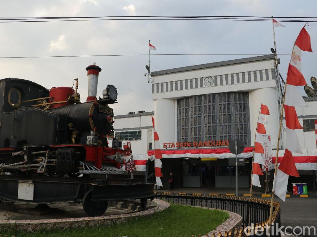 Cuti Bersama Usai, Ini Jadwal 12 Perjalanan Kereta Jarak Jauh Dari Bandung